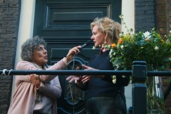 The Seamstress Interview Hanneke Groenteman Caroline Kampfraath
