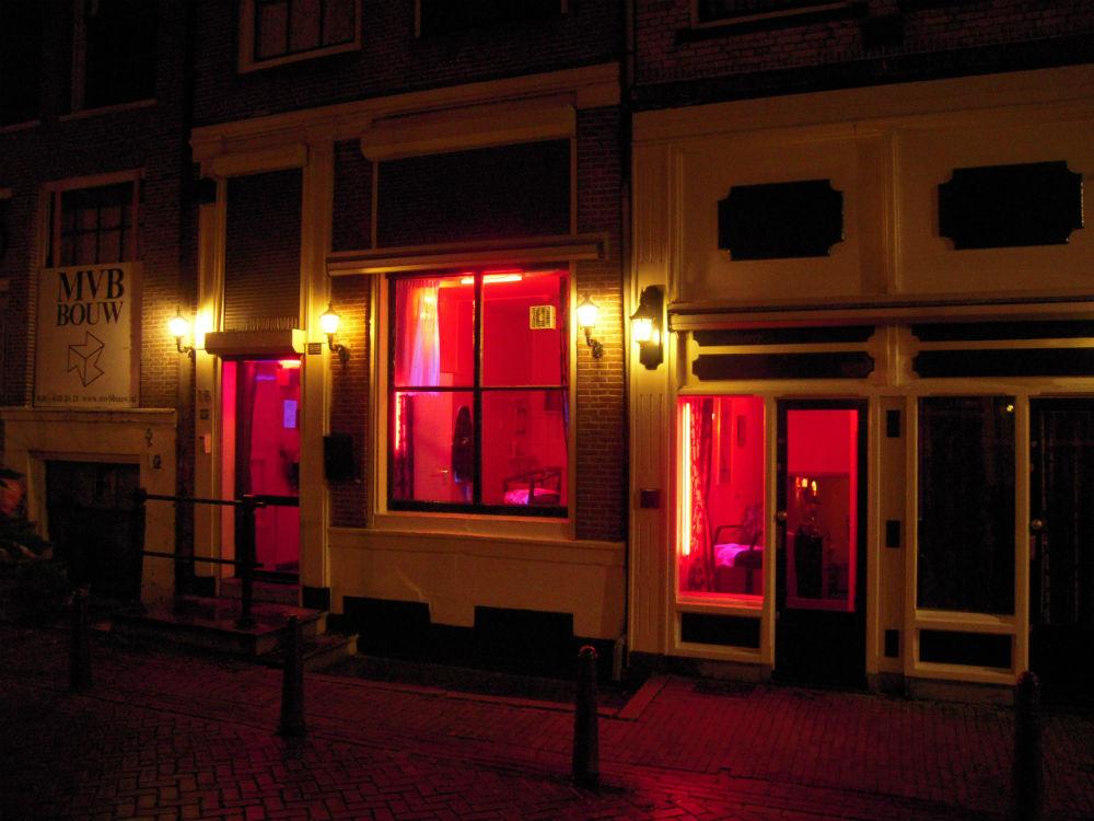 Der Bergstrasse - damals in Amsterdam